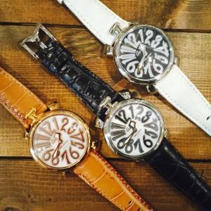 秋に着けたい腕時計。