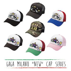 GaGa Milano | 新作CAP登場