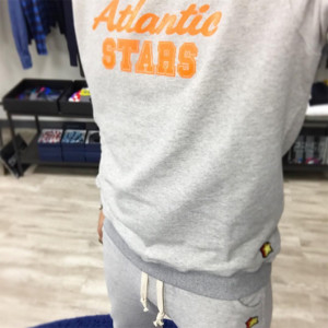 Atlantic STARSにこの春夏、アパレルラインが登場と発表!