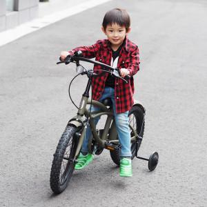 はるくんの自転車奮闘記