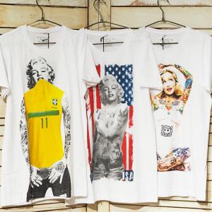 夏にマストなルードのTシャツが一部再入荷!!