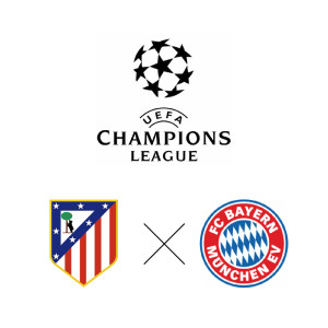 UEFAチャンピオンズリーグ : 準決勝 第1戦