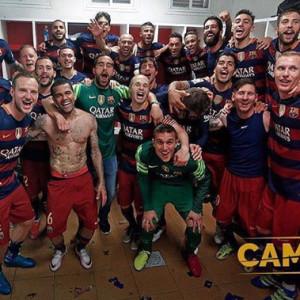 スアレスがハットトリック達成!FCバルセロナ24回目のリーグ優勝