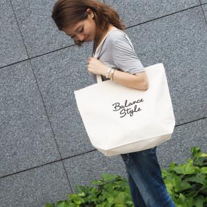 ★Balance Style★オリジナルエコバッグ