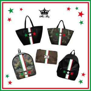 """待望のMia Bag イタリア国旗 """"トリコローレ""""ラインの予約販売スタート!"""