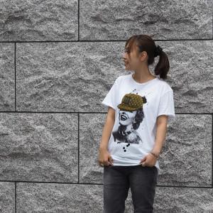 笑顔がキュートなフォワードミラノのマリリンTEE&スウェットがオススメ!