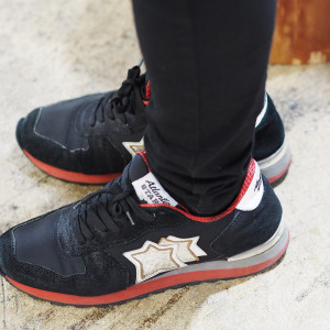 履きやすくて1年以上も愛用しているお気に入りのAtlantic STARS