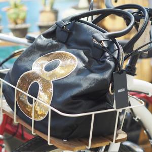 丸いシルエットで持ちやすい♪バランススタイル限定カラーの「muta」8バッグ