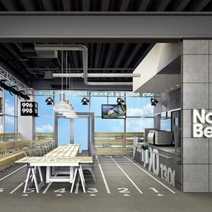 松嶋啓介&澤田洋史プロデュースのニューバランスカフェが原宿にオープン!