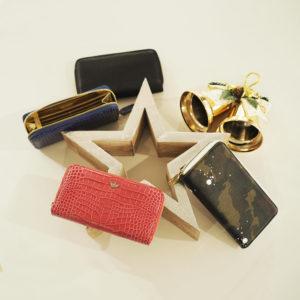 【アイテム別編】クリスマスプレゼントにぴったりの素敵なお財布アイテムをご紹介します♪