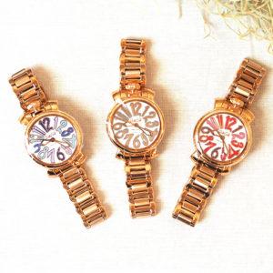 これをつければ女子力アップ!見る度惚れてしまうガガミラノの腕時計♪