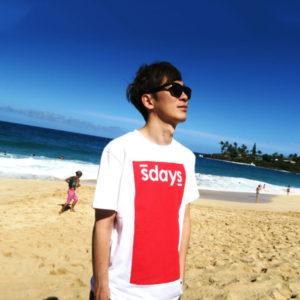 DJ U-ICHIさんから素敵な写真を頂きました!Hawaii Daysは、S'DAYSで決まり!