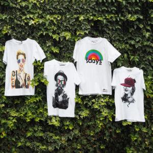何枚も欲しい!毎日着たい!マストハブなTシャツたち♡