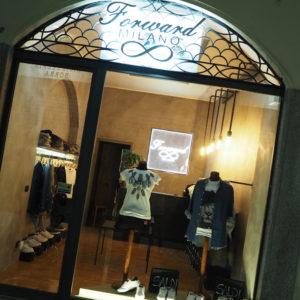 祝!フォワードミラノがブランドショップをオープン!!