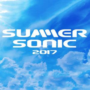 SUMMER SONIC 2017 東京と大阪で開催!
