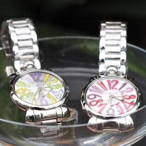 GaGa Milano35MMの腕時計で大人オシャレに♡