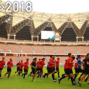 Road to Russia 2018!サッカーワールドカップ最終予選を終えて。