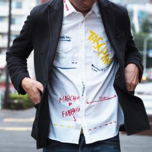 デザインアートのセンス抜群!ビートジェネレーションのシャツで新秋を楽しもう!