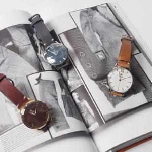 洗練されたデザインGERBAの腕時計が創り出す素敵な腕元♡