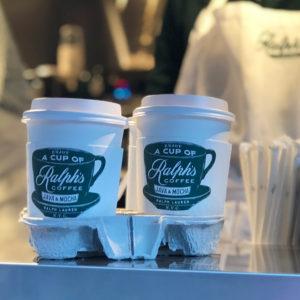 北参道にオシャレなラルフ ローレンの移動カフェ「Ralph's COFFEE」が出現!