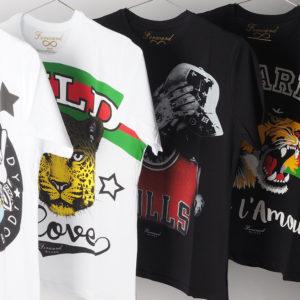 ユニークなデザインの新作Forward MilanoのTシャツがついに到着!