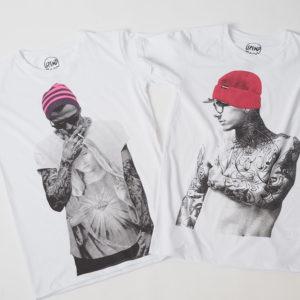 【再入荷】Tシャツ日和♡ SPENDから大人気のSAINTとSTATUEが入荷!