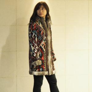 寒い冬も楽しくオシャレに♡BAZAR DELUXEのコートでお出かけ!
