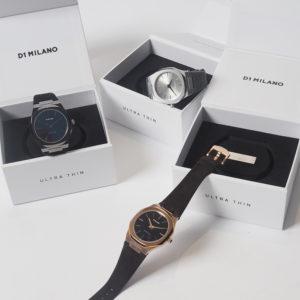 D1 MILANO|イタリア生まれのシンプルだけど高級感溢れる腕時計