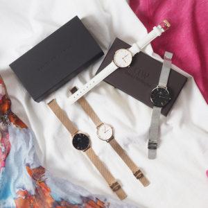 【新入荷】ダニエルウェリントンのエレガンス腕時計♡新作CLASSIC PETITEコレクション