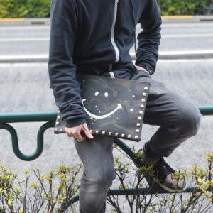 【新入荷】GENTIL BANDIT x BALANCE STYLE コラボクラッチバッグが一足早く到着!!