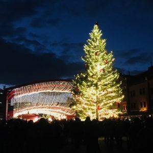 """クリスマスのオススメスポット♡""""Christmas Market in 横浜赤レンガ倉庫"""""""