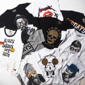 愛を込めて贈ろう♡ クリスマスギフトに年中使えるTシャツを♡