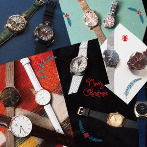 特別な日にこそ腕時計を♡クリスマスに送りたい腕時計特集