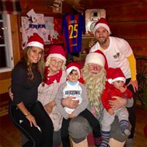 サッカー選手たちのクリスマス!スーパースター達は今年は家族愛溢れる時間♪
