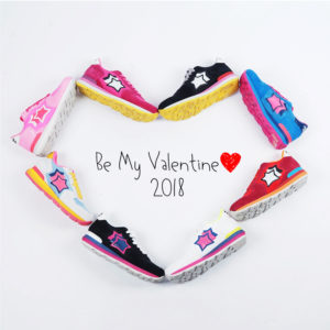 バレンタインに可愛く変身♡アトランティックスターズで足元からオシャレに!