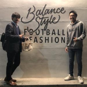 バランススタイル名古屋|元フィギュアスケート選手の小塚崇彦さんがご来店!