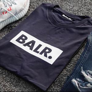 """よくあるご質問!大人気ブランド""""BALR."""" Tシャツのサイズ感について"""