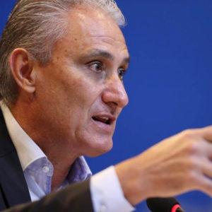 ブラジル代表チッチ監督が、異例の早さでワールドカップメンバー15人を公表!!