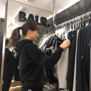 【バイヤーコラム】最新情報!BALR. 2018春夏コレクションの展示会へ行きました!