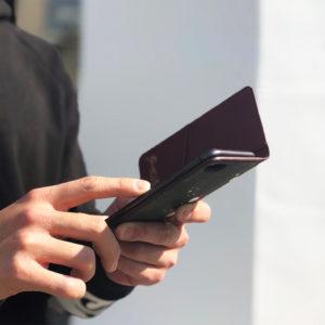 毎日使うからこそ、こだわりを♡オシャレにカッコいいジャンティバンティのiPhoneケース