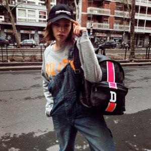 カジュアルに背負えるデイリーバッグはMia Bagで決まり♡