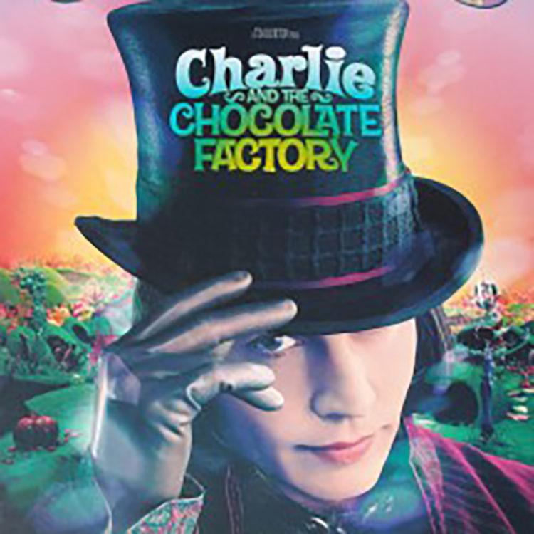 チョコレート 工場 と チャーリー