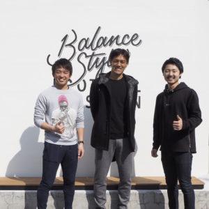 バランススタイル名古屋|日本のレジェンドGK・楢崎正剛選手がご来店!