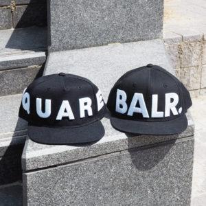 話題のBIG LOGO CAP! 人気ブランドDSQUARED2とBALR.に迫る!