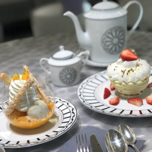 豪華なコラボレーション♡「Café Dior by Pierre Hermé」へ行ってきました!