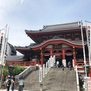 名古屋の街を散策!日本三大観音の1つ大須観音へ行って来ました!