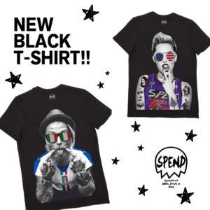 【新登場】スペンドから大注目のNEWデザインにブラックカラーも登場!