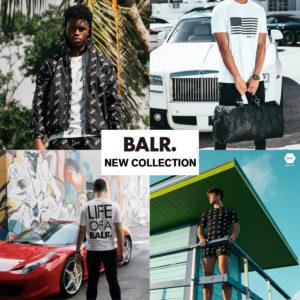 【新登場】BALR.から待望の新作Tシャツ&ジャケット予約販売開始!