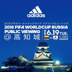 全国のパブリックビューイングでワールドカップを楽しもう!!