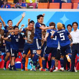 グループステージ突破へ!日本代表 vs セネガル代表!!